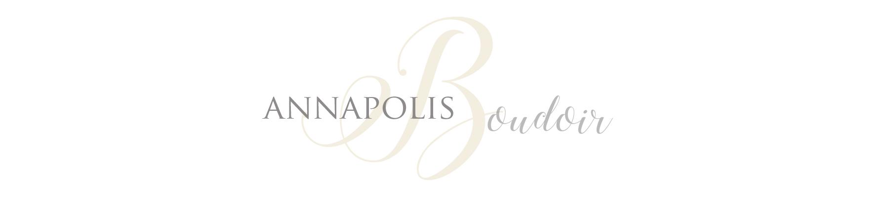 Annapolis Boudoir Photography logo for Stripe